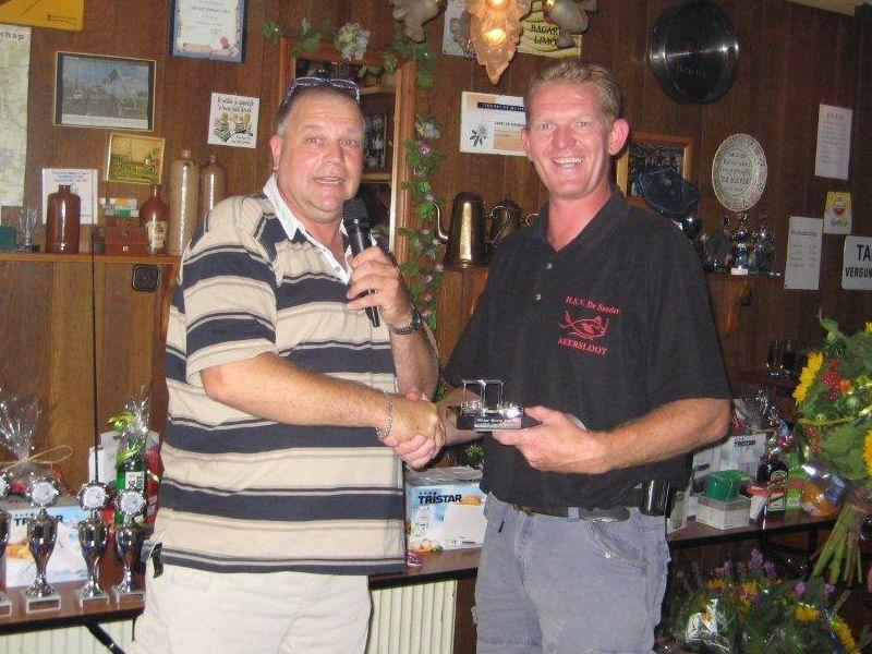 Thom Groot wint De Zilveren Brug