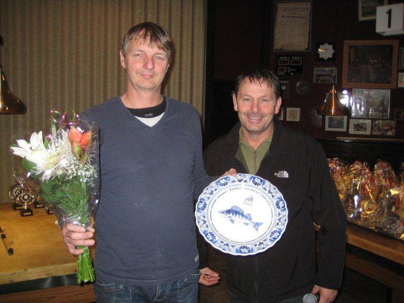 Kampioen 2015 Henk Roos